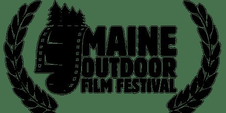 Maine Outdoor Film Festival Belgrade Lakes tickets