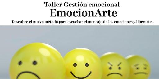 Taller Gestión emocional EmocionArte