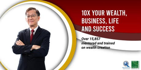 Creating Extraordinary WEALTH Through Multiple Streams Of Income (KL) tickets