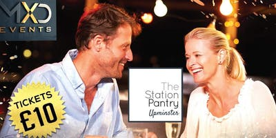 SPEED DATING (AGES 30 - 45) @ THE STATION PANTRY, UPMINSTER
