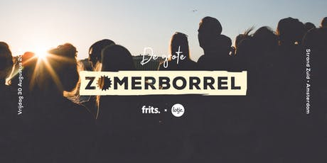 Frits & Lotje's Grote Zomerborrel tickets