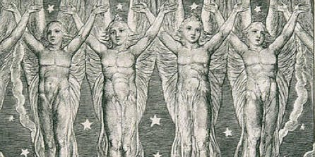 The Artist of the Future Age: William Blake, Neo-Romanticism, Counterculture and Now