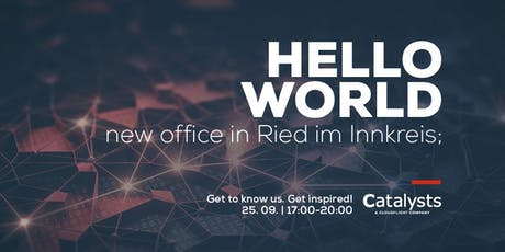 New Office Opening: Welcome Ried im Innkreis! Tickets