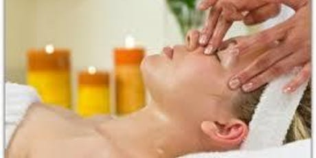NEW Facial Rejuvenating Reflexology tickets