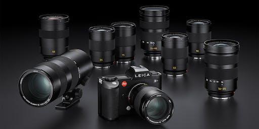 60 minuti con Leica SL - Leica Store Roma