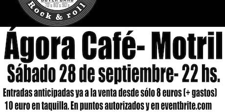Beba & Los Rockafeller en el Ágora Café de Motril! entradas