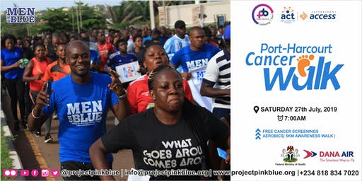 Port Harcourt Cancer Walk