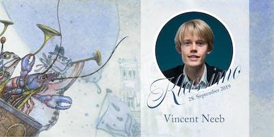 Klassik im Mozartsaal - Vincent Neeb