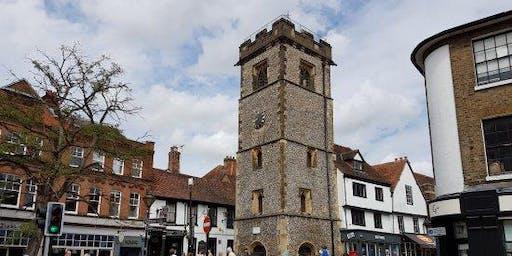 Crohn's & Colitis UK Historical Tour of St Albans