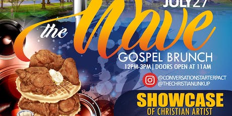 The Wave Gospel Brunch tickets