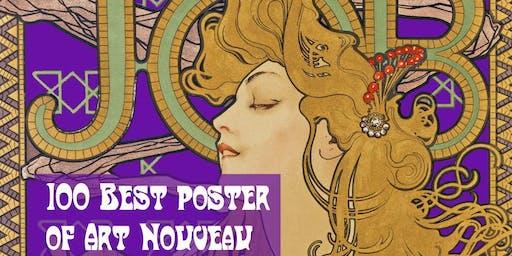 """Presentazione della monografia """"I 100 poster Art Nouveau più belli al mondo"""
