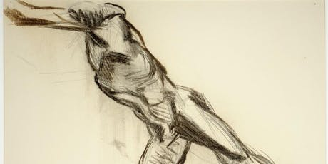 Life Drawing with Rob Oldfield tickets