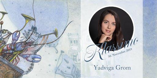Klassik im Mozartsaal - Yadviga Grom
