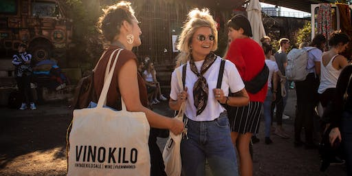 Night Vintage Kilo Sale • Leipzig • VinoKilo
