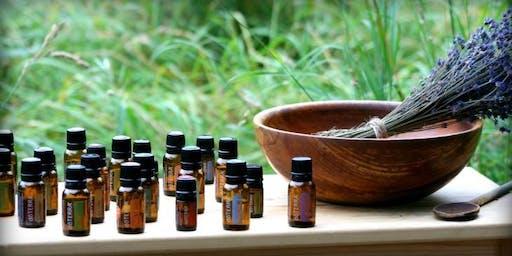 doTerra Essential Oils Work Shop at  Alt:Living