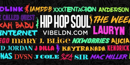 Hip Hop SOUL x18