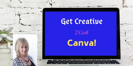 Get Creative with Canva! tickets