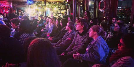 Comedy Evening at WeWork with Dragos tickets