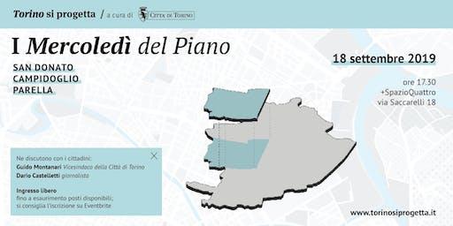 I Mercoledì del Piano - San Donato   Campidoglio   Parella