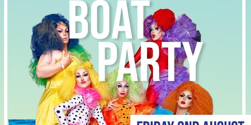 Pride Boat Party