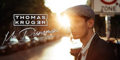 Thomas Krüger - Mr. Pianoman: Piano Medleys live in Concert Tickets