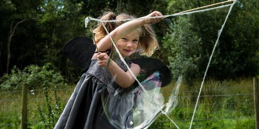 The Art of Bubbles (Age 7 - 12) - Drax summer activities 2019