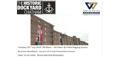 Chatham Historic Dockyard - Crime Prevention Forum