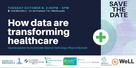 Health 2.0 Brussels: How data are transforming healthcare billets