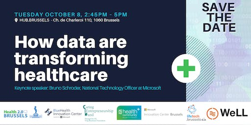 Health 2.0 Brussels: How data are transforming healthcare
