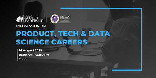 Info-session on Product, Tech and Data Science Careers