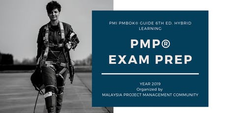 2019 PMBOK 6th Edition Hybrid PMP Exam Prep Class (Include Exam) - 4 Days tickets
