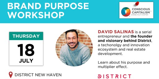Brand Purpose Workshop - David Salinas