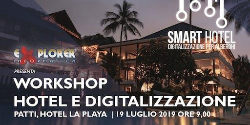Workshop Hotel e Digitalizzazione