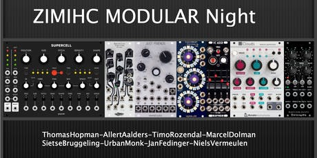 ZIMIHC Modular Night tickets
