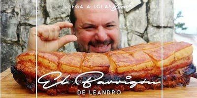 Lola's Brunch  with Chef Leandro Diaz
