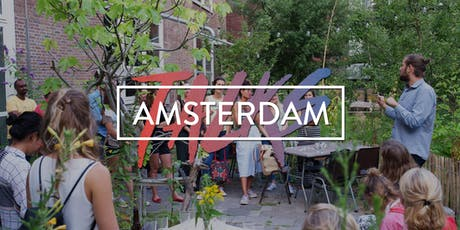 Amsterdam Talks: How Green is your city? tickets