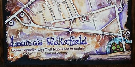 Louisa Fennell's Wakefield Walking Tour tickets