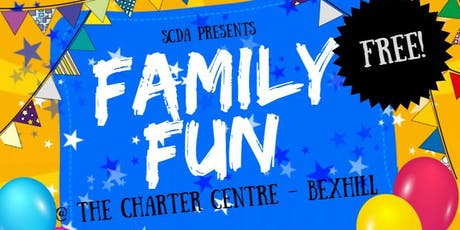 FREE Family Fun Session tickets
