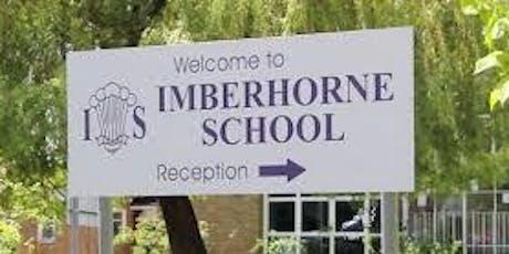 IMBERHORNE SCHOOL LUNCHTIME BUZZ MEETING tickets