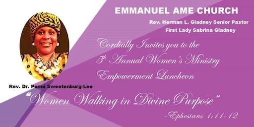 Emmanuel Women's Ministry Empowerment Luncheon