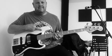 Modal Bass Lines - Clinic tickets