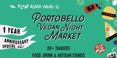 Portobello Vegan Sundays tickets