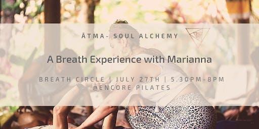 A Breath Experience With Marianna
