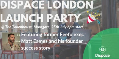 Dispace Launch - Bringing the Future of Work to London
