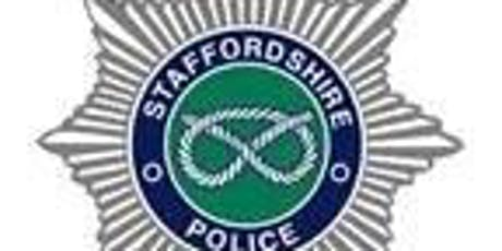 FREE Cyber training for businesses delivered by Staffordshire Police tickets