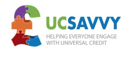 "Universal Credit: ""UC Savvy"" facilitator training, Kings Cross / Islington tickets"