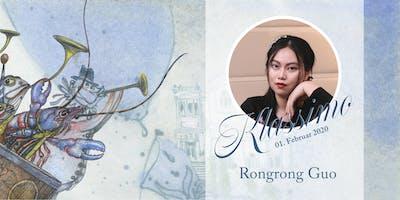 Klassik im Mozartsaal - Rongrong Guo