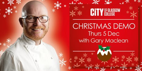 Gary Maclean Christmas Demo tickets