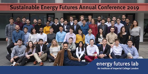Sustainable Energy Futures Annual Conference 2019