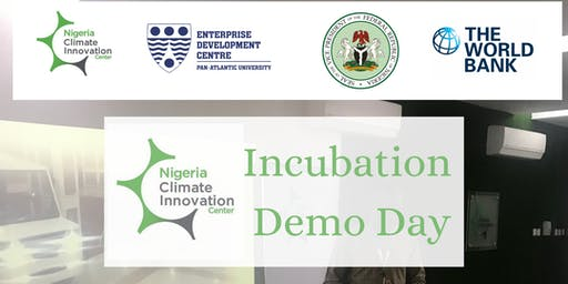 Nigeria Climate Innovation Center Incubation Program Demo Day
